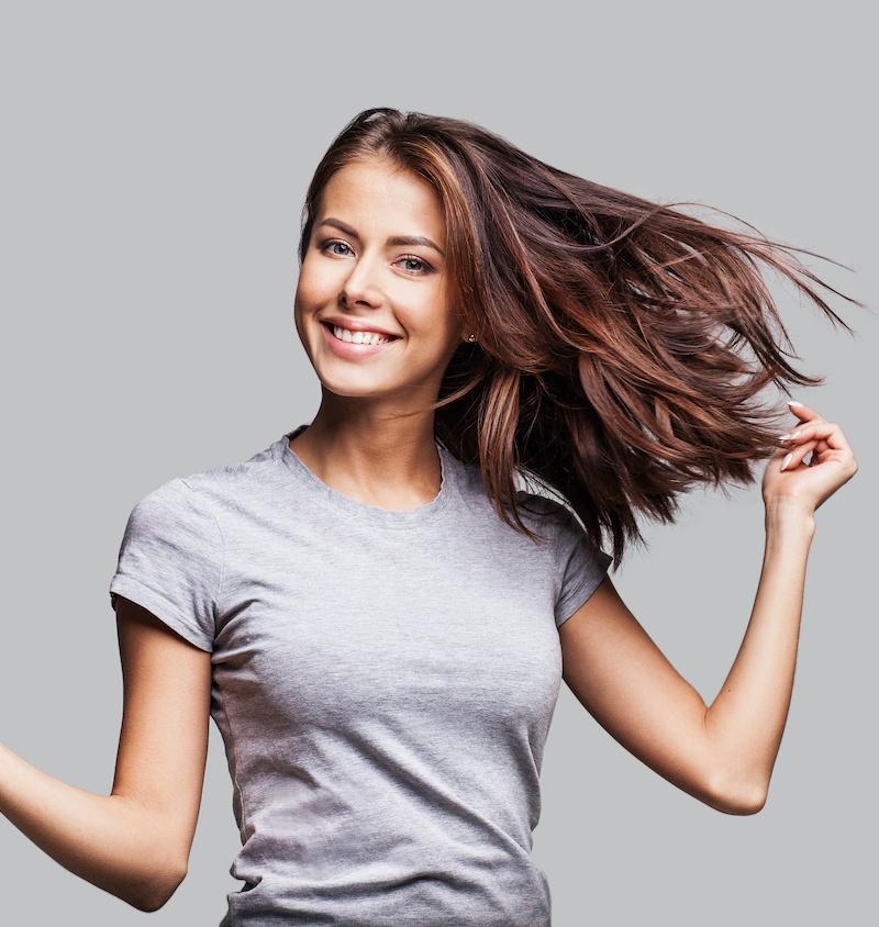 PRP Behandlung Haare